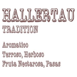 HALLERTAU TRADITION