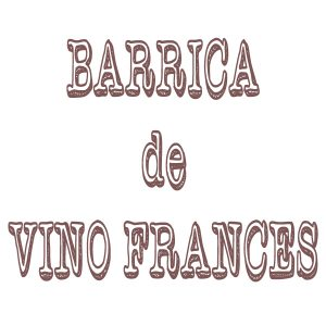 BARRIL VINO FRANCES