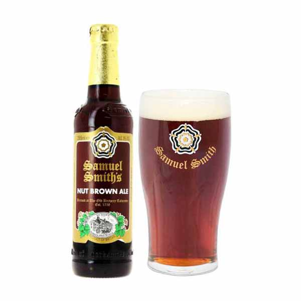 Samuel Smith´s Nut Brown Ale