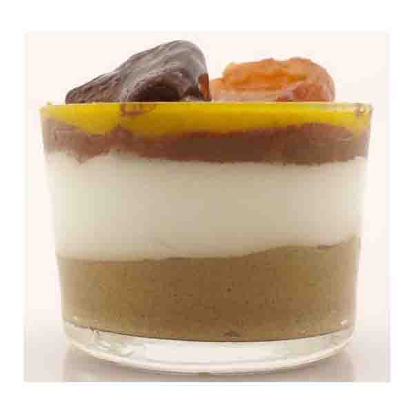 Crema chocolate, Mousse Cafe 2
